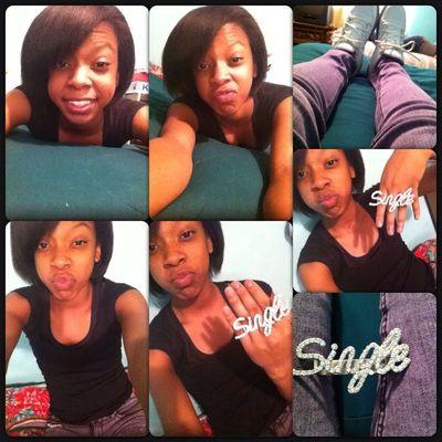 Aye I'm single