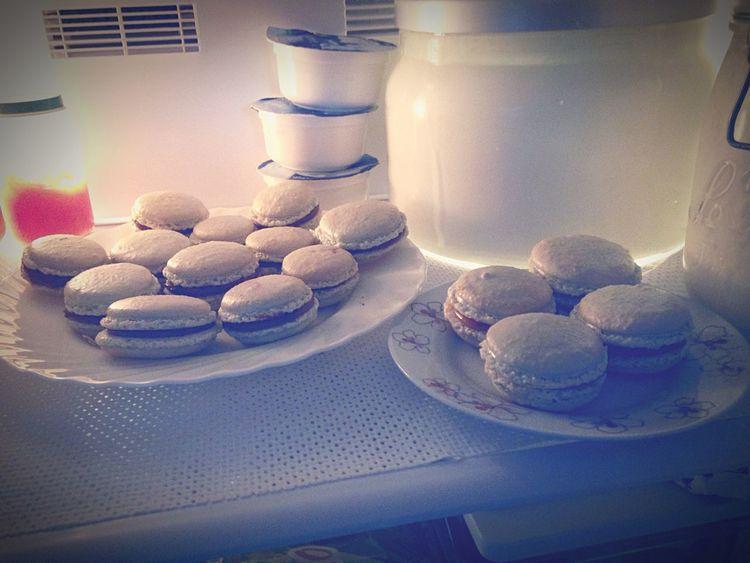 Holiday Desserts Macarons