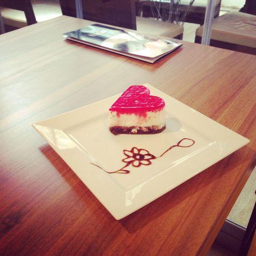 Pasta Sarlot Kalp Tatlı  Dukkankafe Izmit