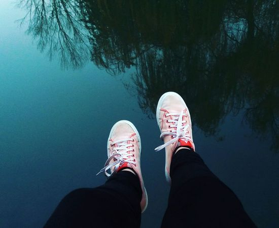 Maresia Le Coq Sportif Loveshoes Water Reflection Naturelovers Coolest Floor Ever