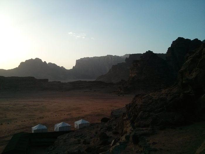 Wadi Rum Tent
