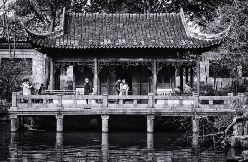 The Street Photographer - 2017 EyeEm Awards Shanghai China Architecture