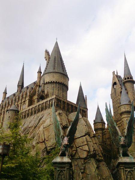 USJ USJ In Osaka Harrypotter Hogwarts OSAKA