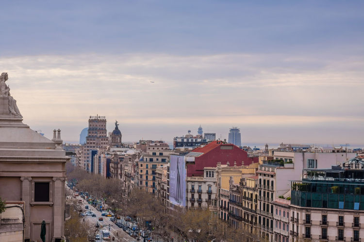 City Architecture Government Travel Destinations Travel Politics And Government Tourism Building Exterior Built Structure Sky Business Finance And Industry Arrival Cityscape No People Place Of Worship Outdoors Day Skyline Barcelona Cityscape City Watching Portrait Of A City Sunrise Plane The Great Outdoors - 2017 EyeEm Awards Neighborhood Map