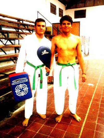 Taekwondo mercedino First Eyeem Photo