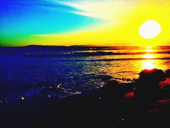 Ventura Ca Ventura Beach Waves Hometown Hidden Places Tide Summer Vibrant Capture The Moment 805 Beach Photography Life Is A Beach Sunset #sun #clouds #skylovers #sky #nature #beautifulinnature #naturalbeauty #photography #landscape