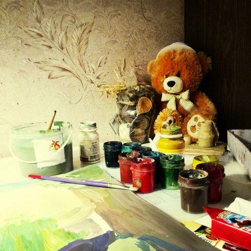 i'm artist)