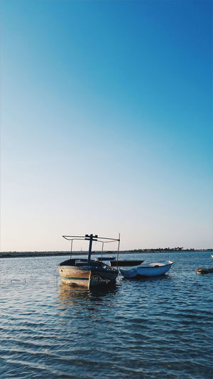 Sea Water Blue Clear Sky Sky Nature Photography Like4like Picture Picoftheday VSCO