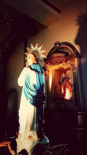 Feast of Immaculate Conception. Eyeem Philippines ImmaculateConception
