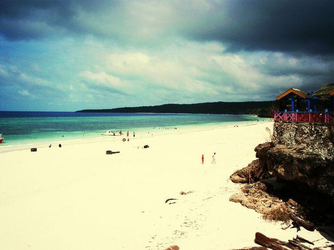 old snap Tanjung Bira Resort Sulawesi Selatan Enjoying The Beach of INDONESIA ^_^