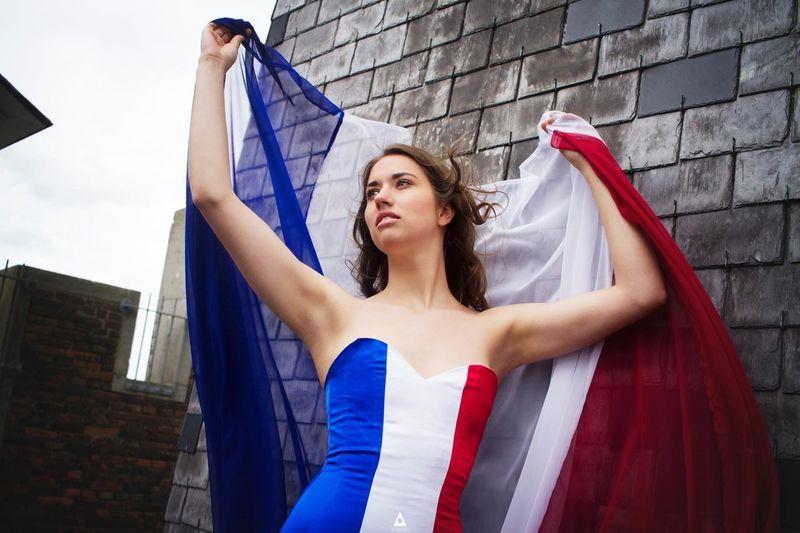 Joyeuse fête Nationale ! Taking Photos Fête Nationale National Day Photography Flag Bleu Blanc Rouge Liberty égalité Fraternity Peace