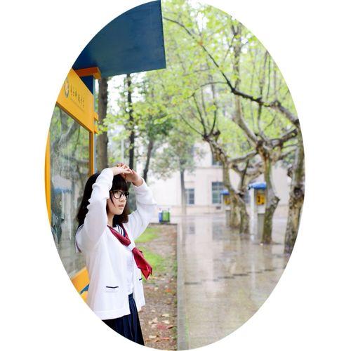 Enjoying Life rain ☔️