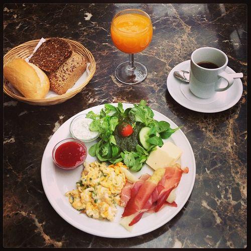 Wonnemonat-Mai-Frühstück... #hach Hach