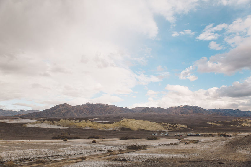 Arid Arid Climate Arid Landscape Beauty In Nature Cloud - Sky Day Death Valley Death Valley National Park Desert Desert Dunes Landscape Mountain Mountain Range Nature No People Outdoors Salt - Mineral Salt Flat Sand Sand Dune Scenics Sky Tranquil Scene Tranquility