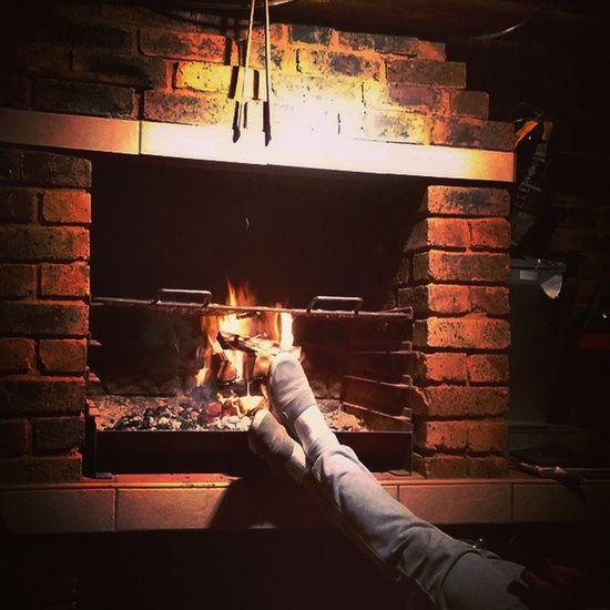 Braai Heat Warm Chilled Lekker