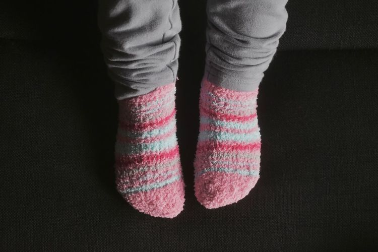 Little feet Small Female Human Feet Only Close Up Black Backgrounds Children Dance Life Foot Innocence Stripes Casual Wear Style Child Childhood Childhood Memories Cute Dancing Gear Fasion Feet Feetsies Girl Girls Growing Up Leggings Little Parenting Topics And Concepts People Sky Wearing Pink Socks