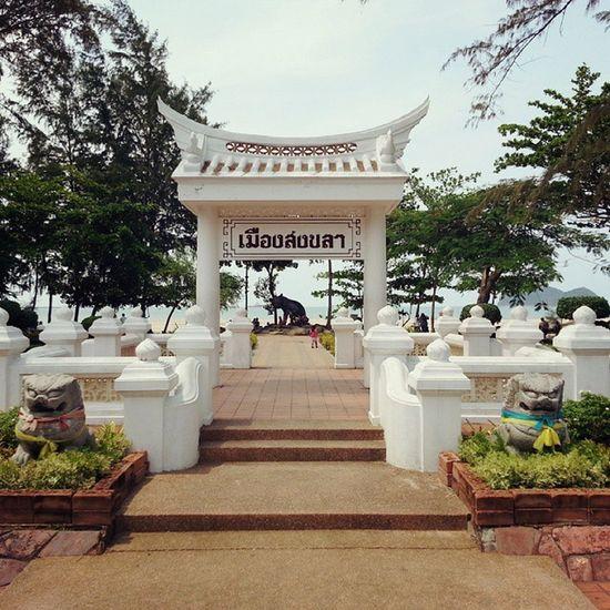 Muang Songkla Samilabeach Songkla Southern Thailand