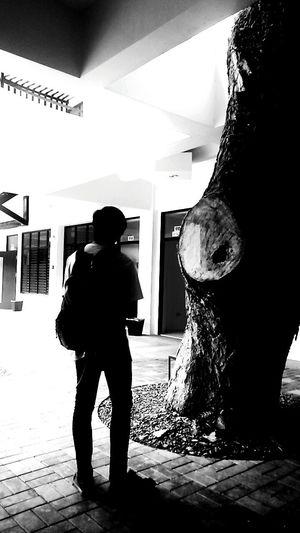 070815 Daydreaming Boywonder College Life