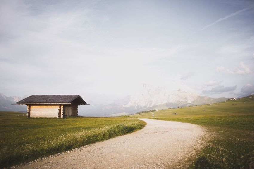 Nature Naturephotography Landscape Italy Seiseralm Alpe Di Siusi Canon 6D Zeiss Beauty In Nature