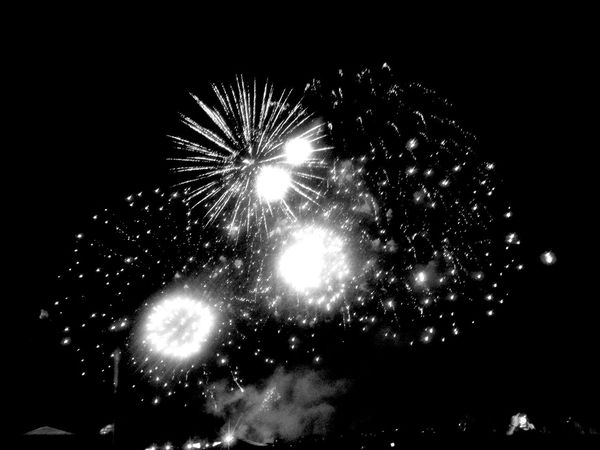 Os fogos no céu de Torres