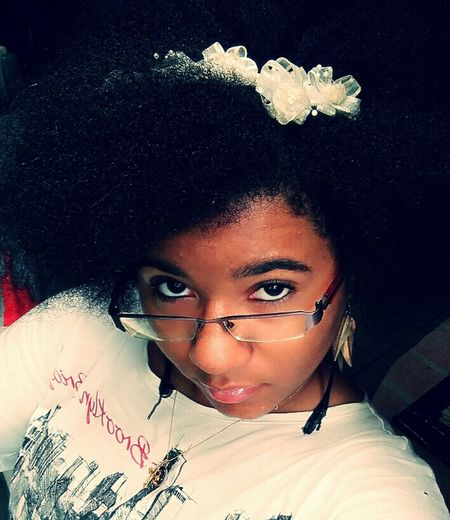Self Portrait Selfie Lightmakeup Young...