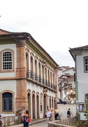 Ouropreto Minasgerais Brazil LG G3 Colonial Architecture Architecture Historical Building Historic City From My Point Of View