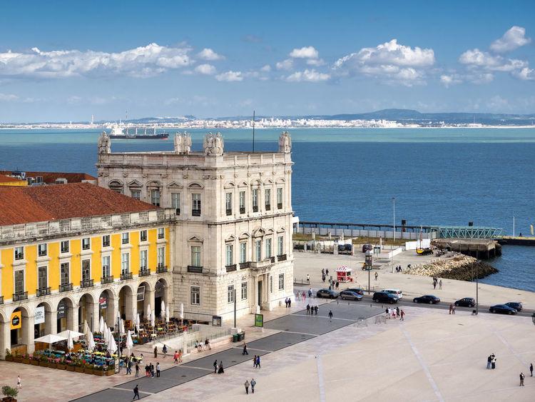 Lisbon Portugal, Praça do Comércio. 2016 City Cityscape Lisbon, Portugal Portugal Holiday Destination Portugal Travel Praça Do Comércio, Lisboa Travel Photography