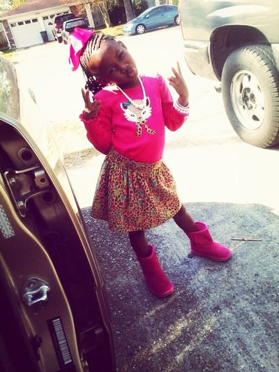 My Girl My World My Nesha