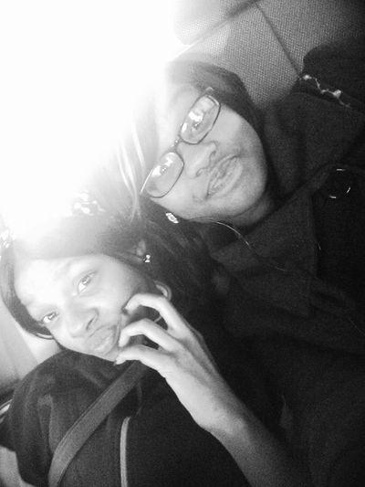 Me & My Bfffffl. Feeling Black&white Lol