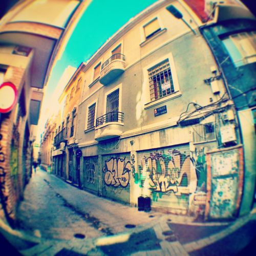 Street walk.