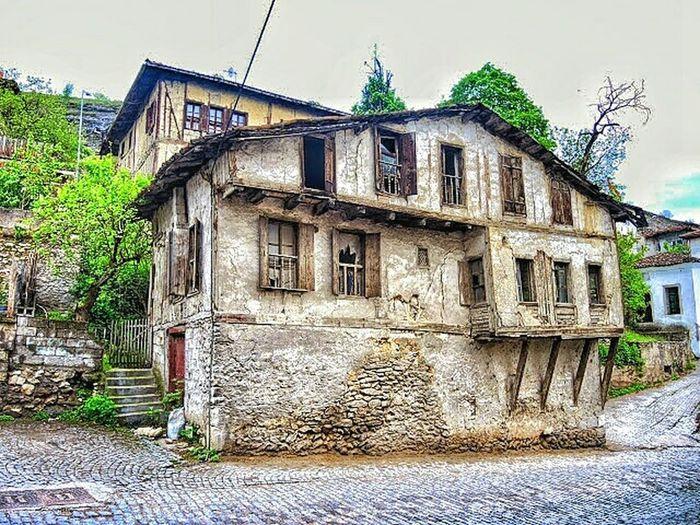 Safranbolu Safranboluevleri Turkey Crabist First Eyeem Photo House Houses And Windows Oldtimehouses