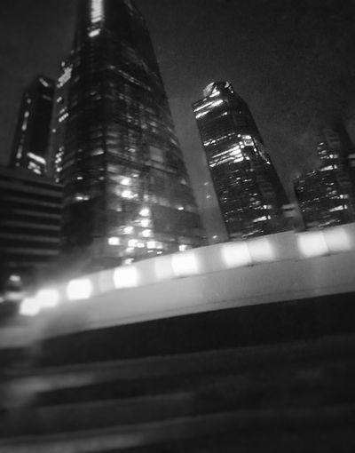 night city City
