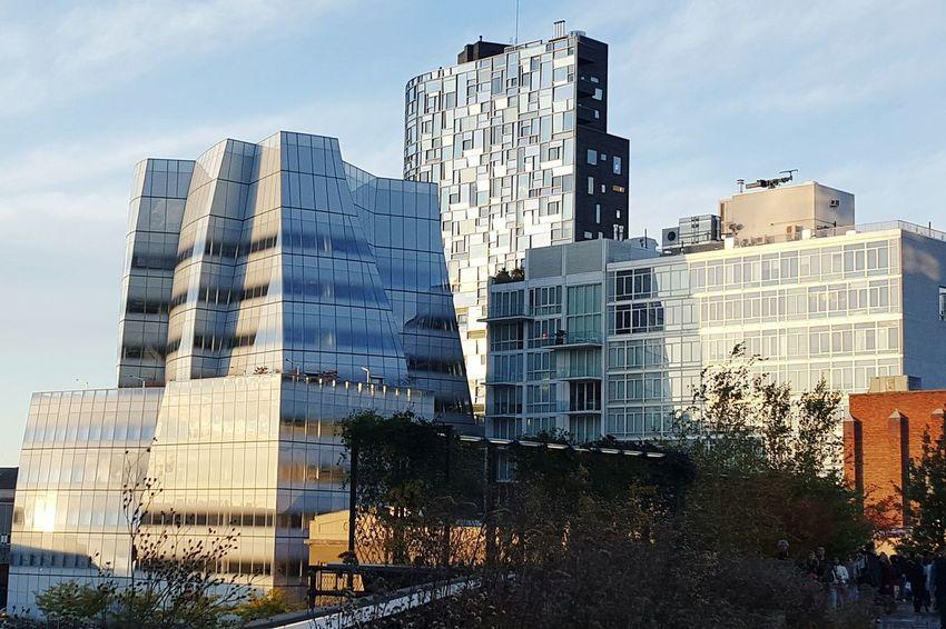 Chelsea Buildings NYC