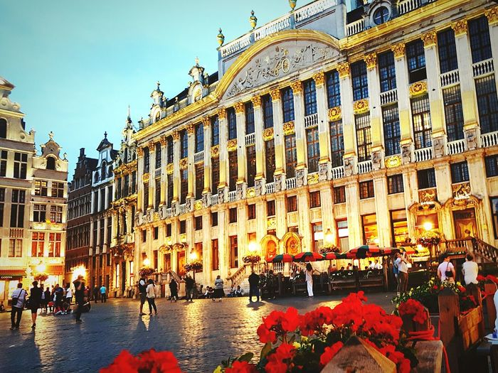 Outdoors People City Architecture Architecture Travel Nature Photography Themes Photography Night Beauty In Nature City Travel Destinations Bruxelles Ma Belle Brussels❤️ Belgium. Belgique. Belgie. Belgien. Etc. Grandplacebrussels Grand Place Bruxelles Grandplace Centre Ville