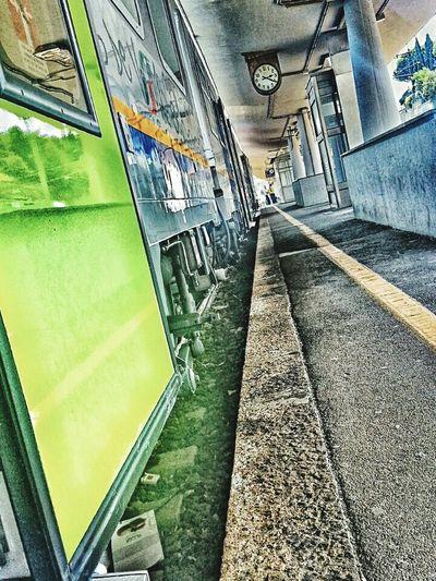 Train Station Colorsplash Enjoying Life EyeEm Best Edits Samsung S3