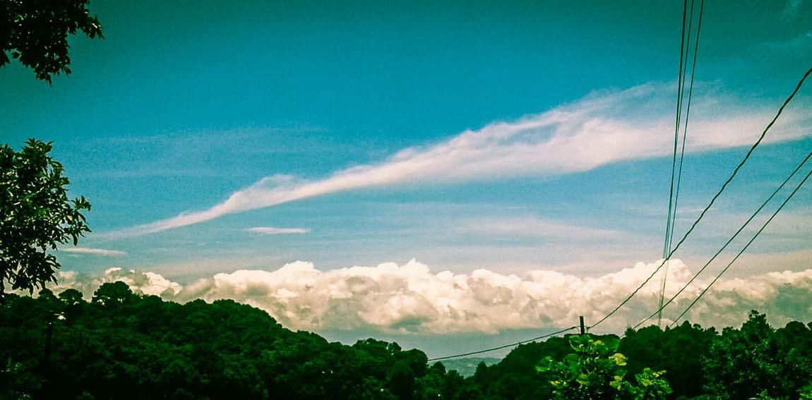 Paraiso☀🍃 Cielo Y Nubes  Cielos Nature Photography Guatemala Belleza Natural First Eyeem Photo Bellezanatural Pqseo Fotografia