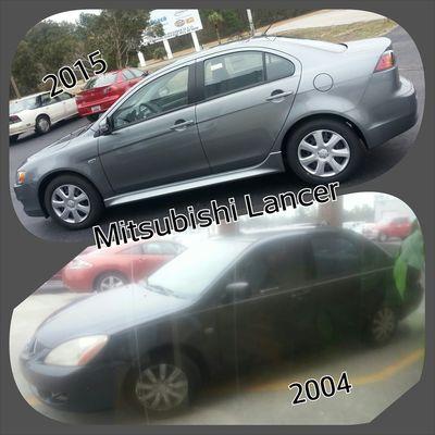 New car🚘 .vs. Old car🚗