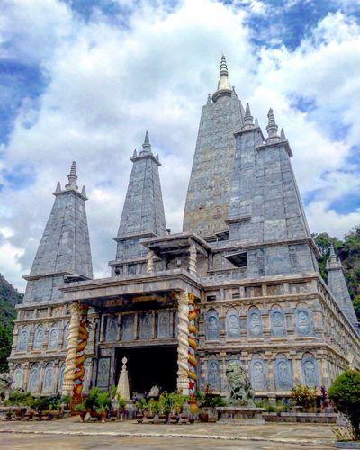 Temple Building ThaiTemple