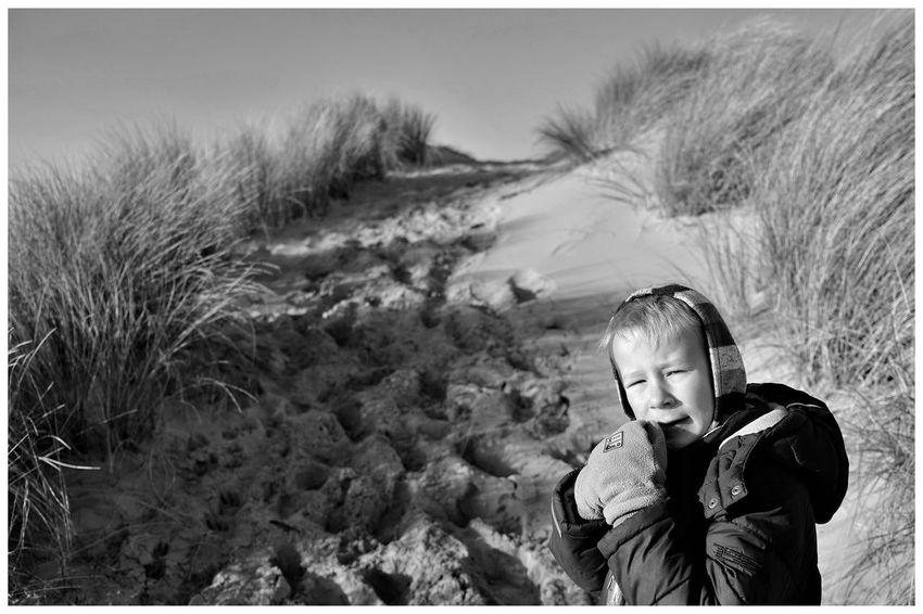 Beach Sand Dune Kid Boy Kidsphotography Blackandwhite Blackandwhite Photography Blackandwhitephotography Blackandwhitephoto Black And White Black And White Photography EyeEm Best Shots - Black + White Bandw Sandy Beach Texel, The Netherlands Sand Dune Child Childhood Portrait Boys Sand Beach