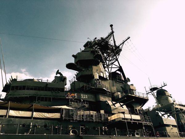Check This Out Relaxing Taking Photos Transportation Battleship Missouri WW2 Memorial The Tourist