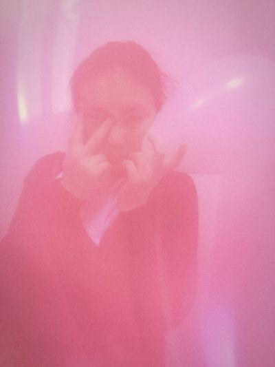 шариковый фильтр One Person Real People Pink Color Будни лицея