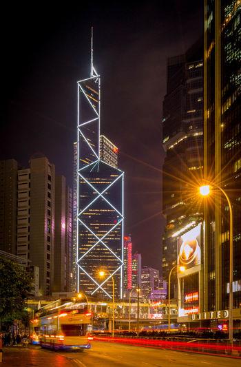 Hong Kong at