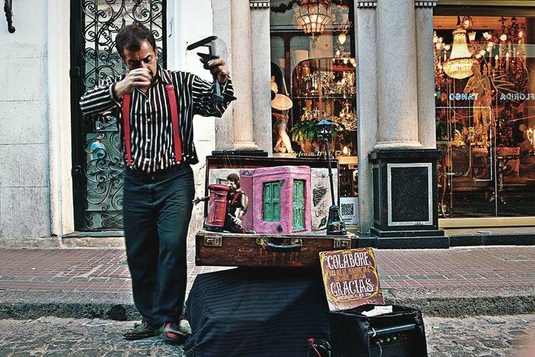 Puppets At Street Puppeteers Puppet Art Argentina Street Streetart