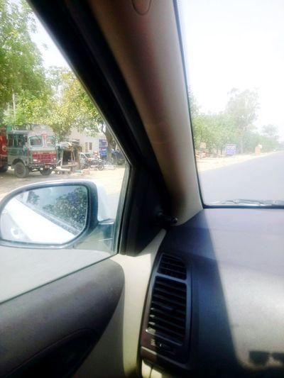 Car Interior Window Windshield Car