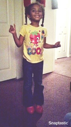 Mini Me Niece  Proud Aunt Toot  Growing Up Way To Fast!!  Rockin My Shoes
