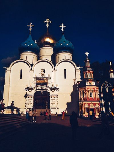Russia Church Monastery Россия