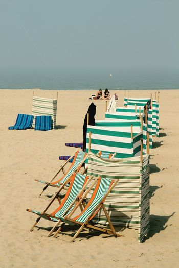 Holiday POV Holiday On The Belgian Beach