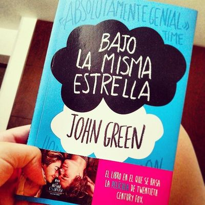 ?❤ BajoLaMismaEstrella TFioS Augustus Hazel Love book read reader climax story literature literate stories words text