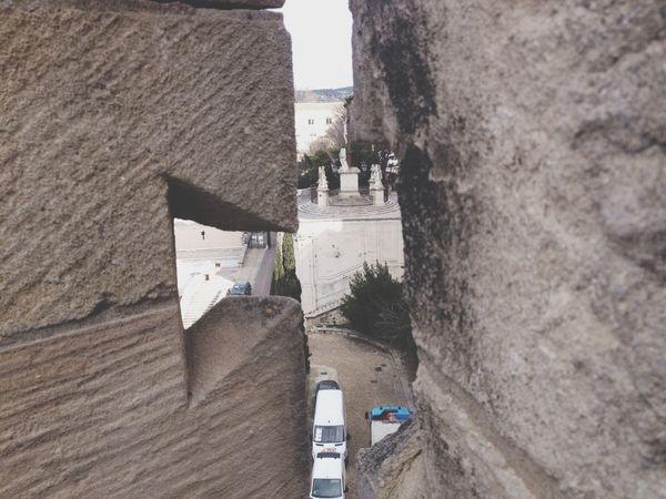 Avignon City France Schooltrip March2015
