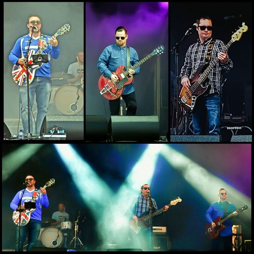 Midfest 2016 Milestoneband Music Multiple Image Band Nikonphotography NikonD3100 Concert Photography